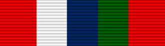 NC-4 Medal - Image: NC 4 Medal ribbon bar
