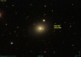 Image illustrative de l'article NGC 993