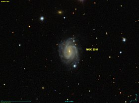 Image illustrative de l'article NGC 2581