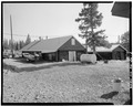 NORTHWEST CORNER - Sourdough Lodge, Mile 147.5, Richardson Highway, Gakona, Valdez-Cordova Census Area, AK HABS AK,20-GAK.V,1-2.tif
