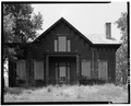 NORTH FRONT - Thomas J. Bruce House, State Route 8 (south side), Vanceburg, Lewis County, KY HABS KY,68-VANC.V,2-1.tif