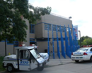 Morris Park, Bronx - 49th Precinct