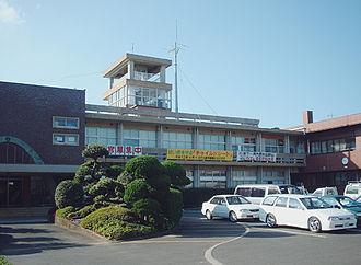 Nakatane, Kagoshima - Nakatane Town Hall