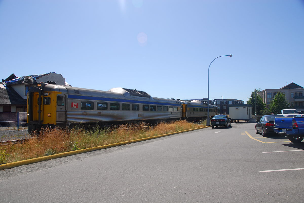 Nanaimo Station Via Rail Wikipedia