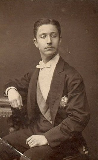 Princess Beatrice of the United Kingdom - Louis Napoléon, Prince Imperial, to whom Beatrice was romantically attached in the 1870s