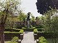 Napoleone Martinuzzi, Canefora. Bronzo, 1926. Gardone Riviera, Vittoriale degli Italiani.jpg