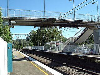 Narara railway station railway station in Gosford LGA, New South Wales, Australia