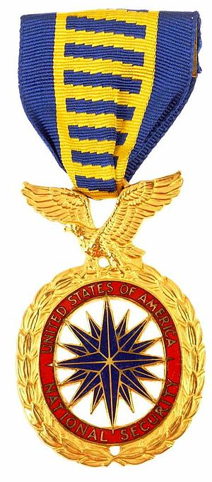 National Security Medal - Image: Nationalsecuritymeda l
