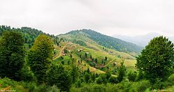 Nature of Asalem county/Talesh mountain