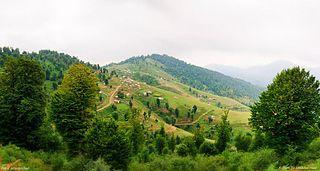 Talesh County County in Gilan Province, Iran