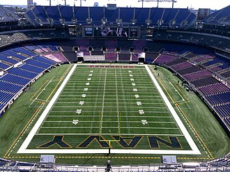 Crab Bowl Classic - Image: Navy maryland