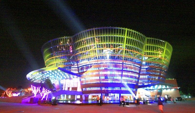 Nelum Pokuna (Lotus Pond) Mahinda Rajapaksa Theatre