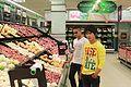 Nepalese boys, Bijaya Gurung and Jhak Bahadur at LuLu Hypermarket, Kuwait.jpg