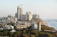 Netanya skyline - hoyasmeg