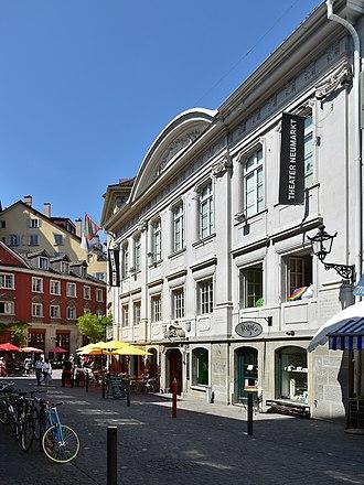 Neumarkt, Zürich - Theater am Neumarkt