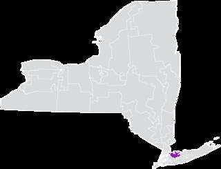 New Yorks 5th State Senate district American legislative district