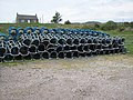 New lobster pots ready for use - geograph.org.uk - 866900.jpg