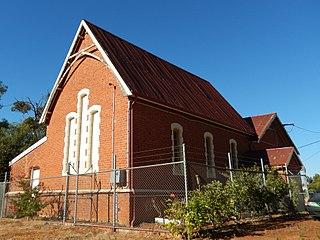 Old Newcastle School