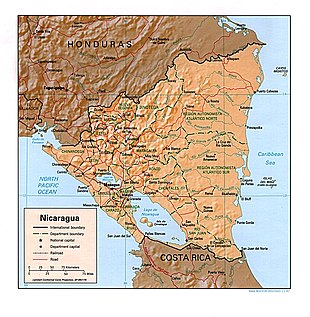 United States occupation of Nicaragua - Wikipedia