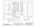 Nicholas Durie House, Schraalenburg Road, Closter, Bergen County, NJ HABS NJ,2-CLOST,4- (sheet 26 of 28).png