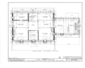 Nicholas Durie House, Schraalenburg Road, Closter, Bergen County, NJ HABS NJ,2-CLOST,4- (sheet 3 of 28).png