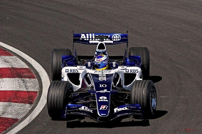 ファイル:Nico Rosberg Canada 2006.jpg