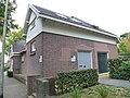 Nijmegen Postweg 80 koetshuis, achterkant is Broerdijk 193.JPG
