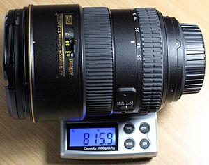 Nikon AF-S 17-55mm f/2.8 G IF-ED DX - Nikon A F-S 17-55mm f2.8 G IF-ED DX