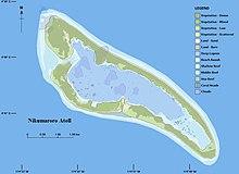 L'atollo di Nikumaroro, in passato denominato Gardner Island
