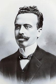 Nilo Peçanha President of Brazil
