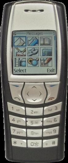 Nokia 6230 - WikiVisually