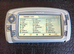 application nokia 7710