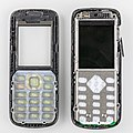 Nokia C1-02 - front part and display with keyboard-92114.jpg