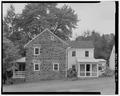 Northwest - J. Walker Farm, Mill Creek Hundred, West side of Route 283, Marshallton, New Castle County, DE HABS DEL,2-MARSH.V,3-4.tif