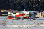 Northwest Air Base (Avialesookhrana) Antonov (PZL-Mielec) An-2TP Dvurekov-1.jpg