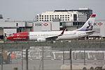 Norwegian Boeing 737 LN-DYB (24266371590).jpg