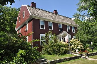 Carpenter House (Norwich, Connecticut) - House in 2016