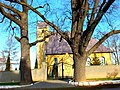 Nowa Wieś Legnicka, kościół filialny pw. św. Bartłomieja DSCF9731.jpg