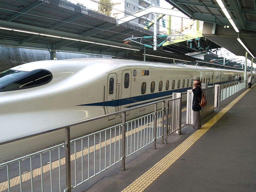 Nozomi Shinkansen 2