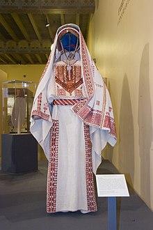 6bbf81bedc29f زي تقليدي فلسطيني - ويكيبيديا، الموسوعة الحرة