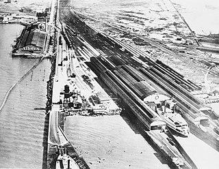 Oakland Long Wharf