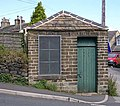 Oakworth Local Board Water Meter House - Bridge Street - geograph.org.uk - 518863.jpg