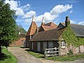 Oast House at Paley Farm, Hill Top, Cranbrook, Kent - geograph.org.uk - 565505.jpg