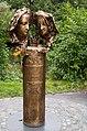 Obermenzing - Schloss Blutenburg - Agnes Bernauer Denkmal 001.jpg