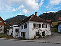 Oberstdorf - Rubi - Oberstdorfer Str Nr 22 ehem Hammerschmiede v SW.JPG