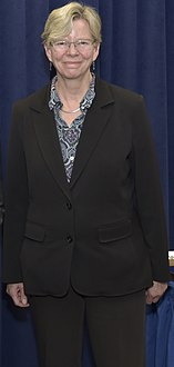 Office of Science Director Cherry Murray on May 4, 2016. (26896460613) (cropped).jpg