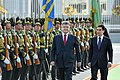 Official visit of the President to Turkmenistan 09.jpg