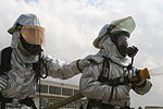 Okinawans, Marines sharpen aircraft fire, rescue procedures 120921-M-GX379-357.jpg