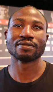 Ola Afolabi English boxer