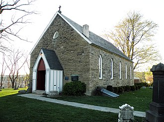 Scott Township, Allegheny County, Pennsylvania - St. Luke's Episcopal Church